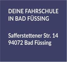 Deine Fahrschule in Bad Füssing